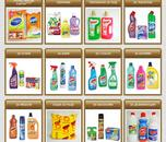 препарати за почистване на дома